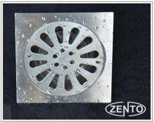 Phễu thoát sàn inox Zento TS122-L