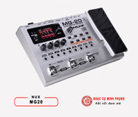 Pho Guitar (Multi Effects) Nux MG-20