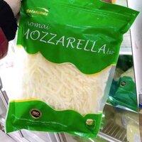 Phô mai mozzarella dạng sợi