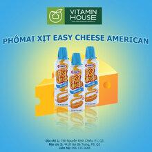 Phô mai xịt Easy Cheese 226g
