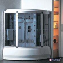 Phòng tắm xông hơi ướt Nofer VS-809P