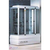 Phòng xông hơi Nofer VS-806 (xông hơi ướt, masage, sủi khí)
