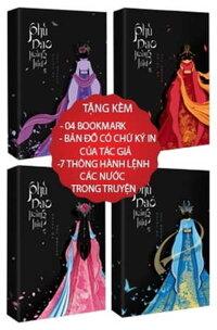 Phù Dao Hoàng Hậu (Bộ 4 Cuốn) - Tặng Kèm Bookmark + Bản Đồ Có Chữ Ký In Của Tác Giả + 7 Thông Hành Lệnh Các Nước Trong Truyện (Số Lượng Có Hạn)