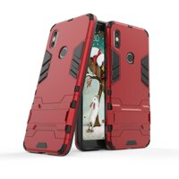 Phụ Kiện sang trọng Ốp Lưng điện thoại Xiaomi Mi 5S Mi 6 Mi 8 9 Lite SE Mi Mix 2 S mi A1 Mi A2 Redmi 4A Plus 6A Note 3 4X 5A 6 Pro 7 S2 Pocophone F1 Toàn Thân bảo vệ Nắp Đỏ