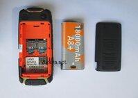 Pin điện thoại landrover a8+ pin siêu khủng