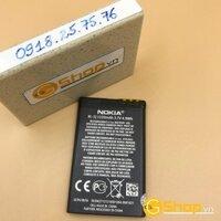 Pin nokia lumia 525, bl-5j, 1320mah mới, loại 1