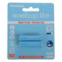 Pin sạc AAA Panasonic-Eneloop 600Mah [bonus]