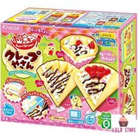 Popin Cookin Bánh Crepe Nhân Kem - Nhật Bản