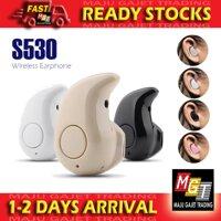 PromoS530 Bluetooth V4.0 Tai Nghe Earbud Tai Nghe Rảnh Tay Có Micro Hỗ Trợ Cuộc Gọi & MP3 Âm Nhạc