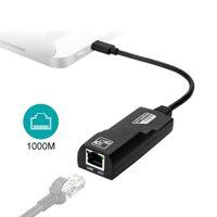 Pureone 1000Mbps Loại-C Lan Mạng Cáp RJ45 Ethernet Cho Hệ Điều Hành Mac OS X 10.5-10.10