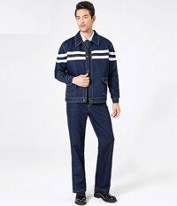 Quần áo bảo hộ lao động hk 32