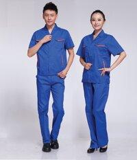 Quần áo bảo hộ lao động hk 61