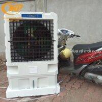 Quạt điều hòa công nghiệp siêu cao to Sanli SL130 550W 13000m3 Bảo hành 24 Tháng