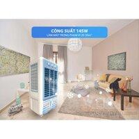 Quạt điều hòa KS-5000C tiết kiệm điện năng, công suất 145W, giảm nhiệt siêu tốc 7-15 độ C, kiểm soát độ ẩm tốt