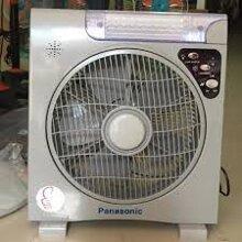 Quạt sạc Panasonic PN-6969