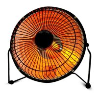 Quạt sưởi Mini Heater 4 inch(Màu ngẫu nhiên) 1000000926 [bonus]