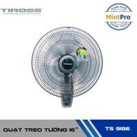 """""""Quạt treo tường 16"""""""" có điều khiển Tiross TS9186"""""""