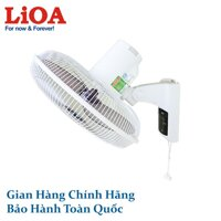 Quạt treo tường LiOA QT-409K (Nhiều Màu) LazadaMall