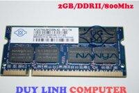 Ram Laptop NANYA 2GB/DDR2/800mhz