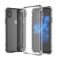 (Ready) iPhone 7 or 8 iPhone X Ver2.0 Airbag Bump ShockProof Clear Case Cover