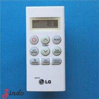 Remote cho điều hòa 1 chiều LG ngắn (Trắng)
