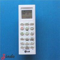 Remote cho điều hòa 1 chiều LG dài mới (Trắng)