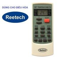 Remote Điều Khiển Máy Lạnh Máy Điều Hòa Reetech  YKR-H/002E