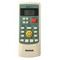 Remote Điều Khiển Máy Lạnh Máy Điều Hòa Reetech AUX009