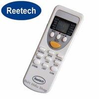 Remote điều khiển máy lạnh REETECH - Remote điều khiển điều hòa REETECH - Đức Hiếu Shop