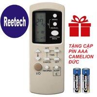 Remote điều khiển máy lạnh REETECH GZ-39B - ĐIỀU KHIỂN ĐIỀU HÒA REETECH - ĐIỆN TỬ TUỆ LÂM [bonus]
