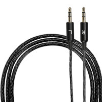 Replacement Nylon Flexural 1.2m Audio Cable with Microphone for Sol Republic Master Tracks HD V8 V10 V12 X3 Headphone