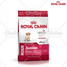 Thức ăn cho chó Con Royal Canin Medium Junior - 16 kg, dành cho chó 11-25kg và 1-12 tháng tuổi