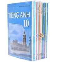 Sách Giáo Khoa Bộ Lớp 10 Chuẩn (Bài Học - 14 Cuốn)