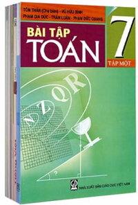 Sách Giáo Khoa Bộ Lớp 7 (Bài Tập - 6 Cuốn)