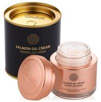 Salmon Oil Cream - Kem dưỡng cá hồi của Hàn Quốc