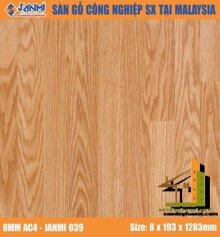 Sàn gỗ Janmi O39 - 8mm