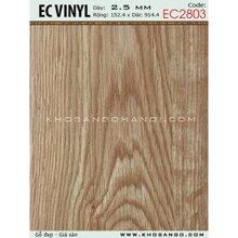 Sàn nhựa ECO'ST EC2803 tự dán