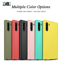 Sang Trọng Nhiều Màu Sắc Điện Thoại Trường Hợp Cho Samsung Galaxy S10 Plus S10e Ốp Lưng Silicone Mềm Mại Ốp Lưng Samsung Galaxy Note 10 Pro Plus Chống Sốc Bảo Vệ vỏ Bọc