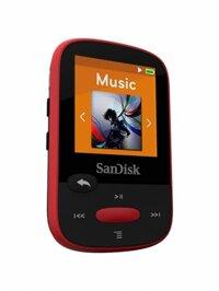 Sansa Clip Sport 4GB noBox (day du phu kien)