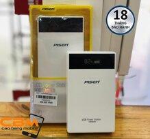 Pin sạc dự phòng Pisen LCD Power Station 10000mAh