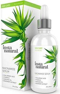 Serum InstaNatural Niacinamide ngừa mụn, chống lão hóa