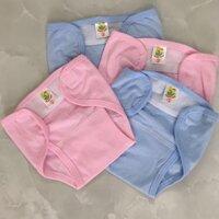 Set 5 tã vải để dán bỉm cho bé sơ sinh
