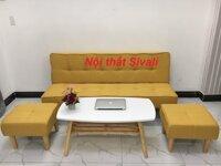 SFB03-Bộ ghế sofa bed sofa giường phòng khách Sivali salon sopha sa lông sô pha