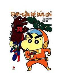 Shin - Cậu bé bút chì (T38) - Yoshito Usui