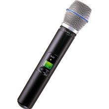 Bộ phát kèm micro không dây cầm tay Shure SLX2/BETA87C