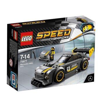 Đồ chơi siêu xe Mercedes-AMG GT3 LEGO 75877