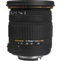Sigma 17-50 F2.8 For Nikon- Moi 100%