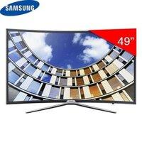 Smart tivi màn hình cong samsung 49 inch ua49m6303