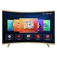 Smart Tivi Màn Hình Cong Asanzo 40 inch HD 40CV6600 - Hàng Chính Hãng