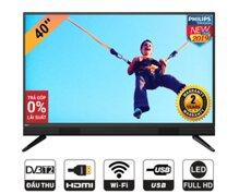 Smart Tivi Philips 40PFT5883/74 - 40 inch, Full HD (1920x1080)